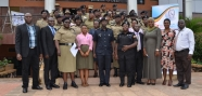 Sweden to help Uganda Police fight Gender-Based Violence
