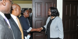 Judiciary Administration Bill study Tour to Ghana