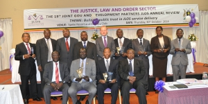 JLOS Recognition Awards 2014