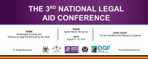 The 3rd Annual National Legal Aid Conference (LAC)