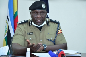 Mr. Fred Enanga, PRO Uganda Police Force