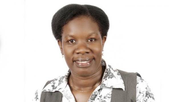 Dr. Patricia Achan Okiria, commission member of the Uganda Human Rights Commission