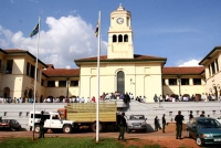 High Court Building in Kampala