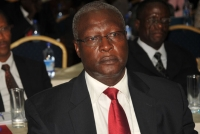 Justice Bart Katurebe the new Chief Justice of the Republic of Uganda