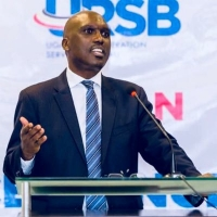 Mr. Bemanya Twebaze, Registrar General, Uganda Registration Services Bureau (URSB)