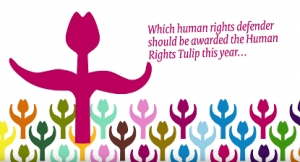 Human Rights Tulip Award 2016