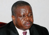 Hon. Maj. Gen. (Rtd) Kahinda Otafiire, Minister of Justice and Constitutional Affairs