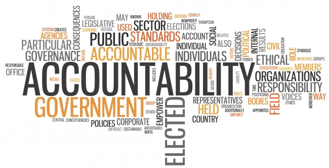 Promoting Accountability in JLOS