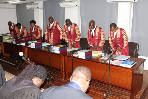 The Supreme Court in session (PHOTO: NilePost.co.ug)
