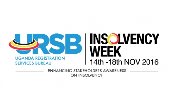 Insolvency Week: 14-18 November 2016